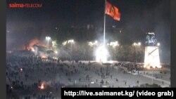 Бишкек. 6 октября 2020 года.