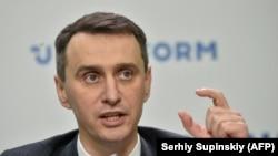 Виктор Ляшко, вазири нави тандурустии Украина