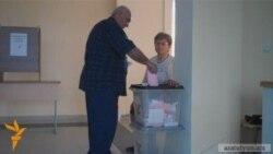 ԼՂ ընտրողների 59 տոկոսը մասնակցել է ընտրություններին