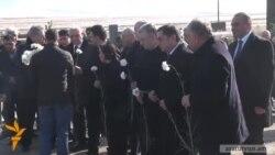 Գյումրի են ժամանել Ռուսաստանի Պետդումայի պատգամավորները