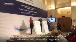 Mogherini: Parteneriatul Estic după 10 ani - avem ce sărbători