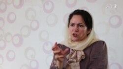 فوزیه کوفی: از طالبان امارت اسلامی و دولت موقت نشنیده ایم