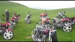 Motobike instead of horses
