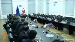 Վրաստանն ու Արևմուտքը դատապարտում են ռուս-աբխազական համաձայնագիրը