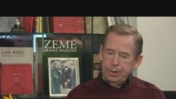 Intervista me z.Vaclav Havel