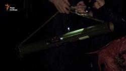 По банку в Одесі вистрілили з РПГ (відео)