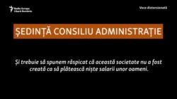 Acuzații de presiuni în companiile municipale ale Bucureștiului