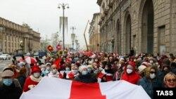 Илустративна фотографија - протести во Белорусија.
