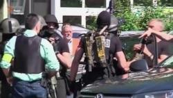 Німецька поліція застрелила озброєного нападника під час штурму кінотеатру (відео)
