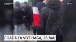 Coada la vot in Haga- prima parte