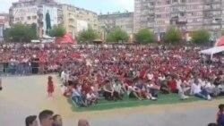 Kosova nën ethet e futbollit