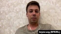 Давид Аксельрод, журналіст із Севастополя