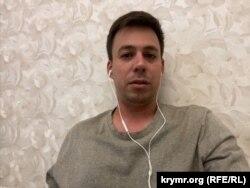 Давид Аксельрод, журналист из Севастополя