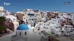 След епидемията: На плаж в Гърция, Италия и Испания