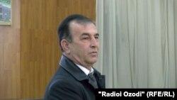 Сухроб Рахимов