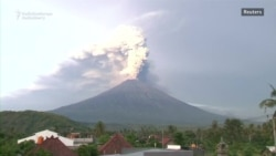 Bali Volcano Disrupts Air Traffic