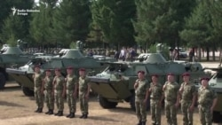 Primopredaja ruskih oklopnih vozila u Nišu