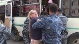 Аштық жарияламақ болғандарды полиция әкетті
