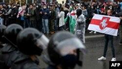 Акції протесту в Білорусі, жовтень 2020 року