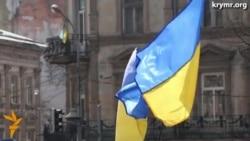 Lvivdeki «Qırım – Ukraina» aktsiyası