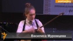 Өзге ұлт өкілдерінің қазақша концерті