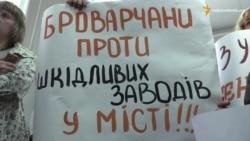 Бровари не схвалили генплан «під забудовника»
