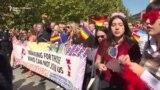 """Втора """"Парада на гордоста"""" во Приштина"""