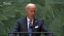 Joe Biden: O alegere clară și urgentă la sfârșitul unui deceniu decisiv