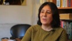 Gözəl Bayramlı 'kolon'dakı 'utandırıcı' durumdan, M.Əliyevanın vitse-prezidentliyindən danışır