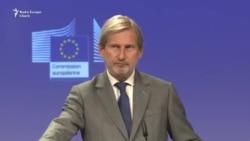 Comisarul european Johannes Hahn despre schimbarea sistemului electoral în R.Moldova